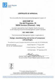 ANNEX 8 ISO 14001-2004 Certificate eng