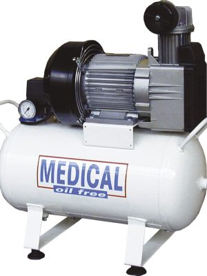 medical air piston compressor for medical use